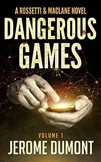 (FREE on 11/14) Dangerous Games by Jérôme Dumont - http://eBooksHabit.com
