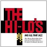 echange, troc The Hi-Lo'S & All That Jazz - The Marty Paich Dek-Tette