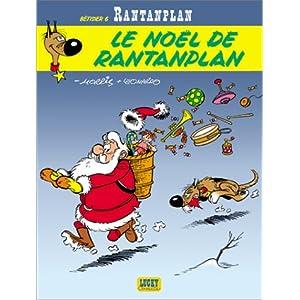 Rantanplan, tome 16 : Le Noël de Rantanplan