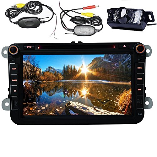 EinCar-VW-Autoradio-8-Zoll-2-Lrm-GPS-Navigations-DVD-Player-Bluetooth-DVD-CD-USB-SD-MP4-MP3-Player-Subwoofer-JETTA-Autoradio-fr-PASSAT-B5-MK5-2001-2005-VW-GOLF-2004-2009-JETTA-1998-2005-CHICO-2004-200
