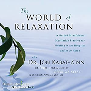 The World of Relaxation: A Guided Mindfulness Meditation Practice for Healing in the Hospital and/or at Home | [Jon Kabat-Zinn]