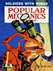 SCIENCE MAGAZINE COVER POPULAR MECHANICS BINOCULARS LIGHT USA 30x40 cms ART POSTER PRINT PICTURE CC6843