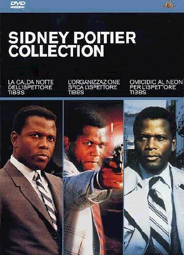 Sidney Poitier collection [3 DVDs] [IT Import]