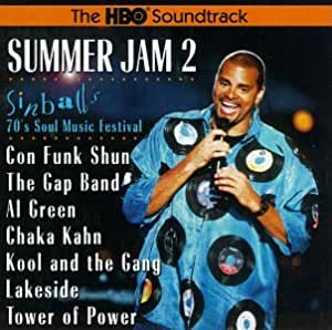 Sinbad's 2nd Annual Summer Jam: 70's Soul Music Festival