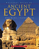 Cultural Atlas of Ancient Egypt (Cultural Atlas of)