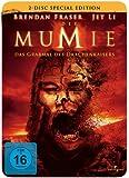 Die Mumie: Das Grabmal des Drachenkaisers, Steelbook (Special Edition) [2 DVDs]