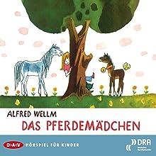 Das Pferdemädchen (       ungekürzt) von Alfred Wellm Gesprochen von: Walter Jäckel