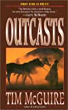 img - for Outcasts book / textbook / text book