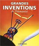 echange, troc Larousse - Les grandes inventions
