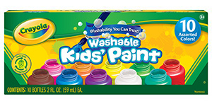 Crayola Washable Kids