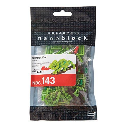 Nanoblock Chameleon