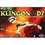 Star Trek Klingon D7 Battecrusier Polar Lights