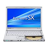 パナソニック(Panasonic) CF-SX2JDHYS [12.1型液晶ノートパソコン HDD250GB/Core i5/4GBメモリ/Win7Pro/スーパーマルチドライブ/WEBカメラ搭載 Let's note SX2(レッツノート)]