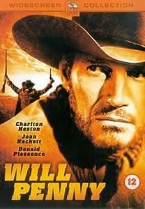 Will Penny [DVD] [1968]