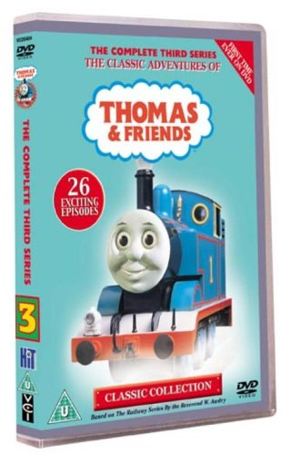 Thomas and Friends - the Complete Third Series [DVD]