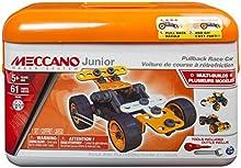 Comprar Mecano - 6027720 - Mallette coche tire hacia atrás Meccano junior