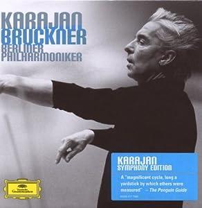 Bruckner : les 9 Symphonies / Karajan Symphony Edition
