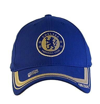 Chelsea Fc Adjustable Cap Hat - Blue New Season