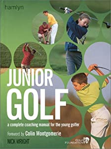 "Cover of ""Junior Golf: A Complete Coachin..."