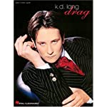 K D Lang - Drag book cover