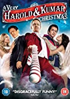 A Very Harold & Kumar Christmas (DVD + UV Copy) [2011]