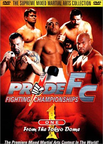 Pride 1 [DVD] [Import]