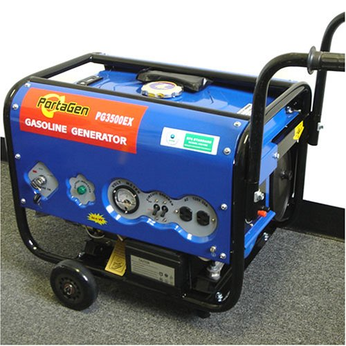 Electric Start Generator Portagen 3500watt 6.5HP