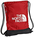 The North Face Sack Pack Fiery Red / Asphalt Grey
