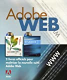 Adobe Web Coffret 2 volumes : Adobe Creative Suite 2 ; Macromedia Studio 8 : training from the source (2Cdrom)