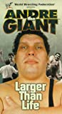 WWF: Andre the Giant - Larger Than Life [VHS]