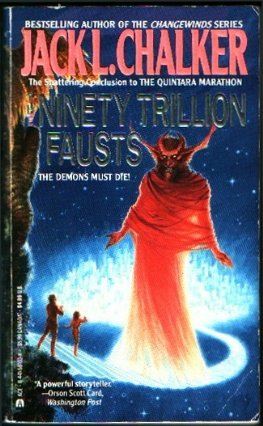 Image for The Ninety Trillion Fausts (The Quintara Marathon, Book 3)