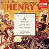 Walton: Scenes from Henry V/Richard IIIby Sir William Walton