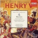 Walton: Scenes from Henry V/Richard III