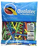 Qualatex - 260Q - Modellierballons - Tropical 100 Stück