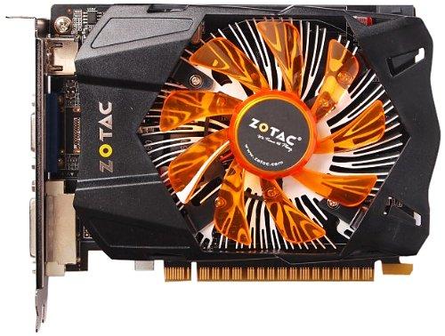Zotac ZT-61106-10M GeForce GTX 650 1GB GDDR5 PCI-e Graphic Card (Zotac Nvidia Geforce Gtx 650 Ti compare prices)
