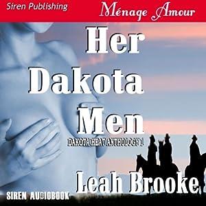 Her Dakota Men Audiobook