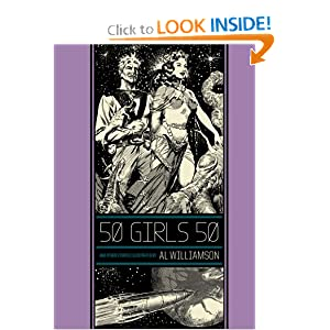 50 Girls 50 and Other Stories (The EC Comics Library) by