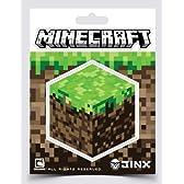 Minecraft 土ブロックステッカー