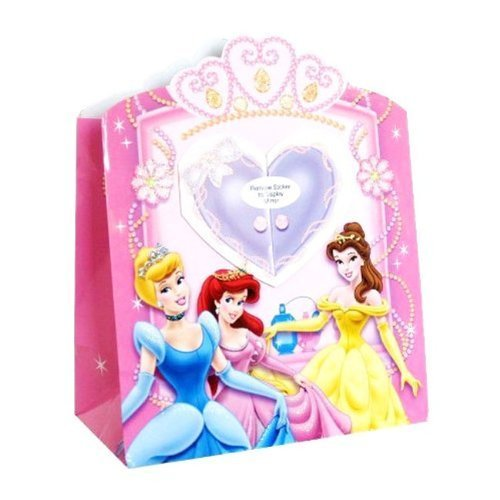 Hallmark Disney Princess Large Gift Bag (One Bag)