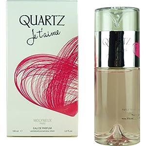 Molyneux Quartz Je T'aime Eau De Parfum Spray For Women 100Ml/3.3Oz