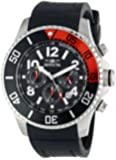 "Invicta Men's 15145 ""Pro Diver"" Stainless Steel and Black Polyurethane Watch"