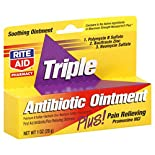 Rite Aid Pharmacy Antibiotic Ointment, Triple, 1 oz (28 g)