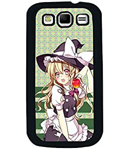 Fuson 2D Printed Girly Designer back case cover for Samsung Galaxy S3 I9300 - D4376