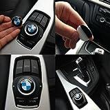BMW Multimedia Sound Button iDrive Controller Badge