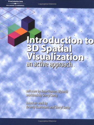 Introduction to 3D Spatial Visualization: An Active Approach - Delmar Cengage Learning - DE-1401813895 - ISBN: 1401813895 - ISBN-13: 9781401813895