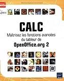 echange, troc Collectif - Calc : Maîtrisez les fonctions avancées du tableur de OpenOffice.org 2