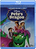 Pete's Dragon: 35th Anniversary Edition (Blu-ray Combo Pack) [Blu-ray + DVD] (Bilingual)
