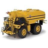 Norscot Mega MWT30 Mining Truck Water Tank Diecast Vehicle, 1:50 Scale