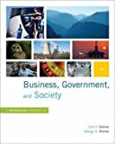 Business, Government and Society: A Managerial Perspective, Text and Cases, 12th Edition