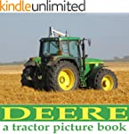 Tractor picture book for kids: high q...